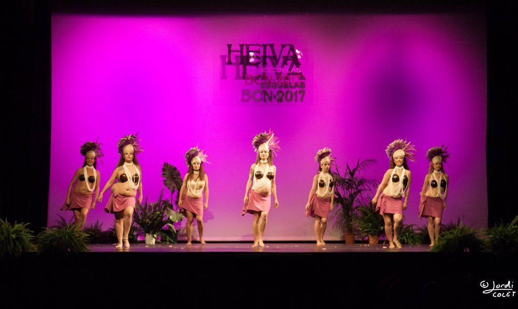 Dance Pasifika - Heiva Escuelas BCN 2017