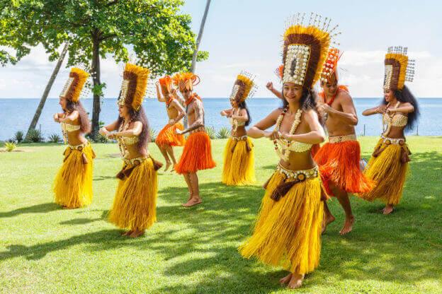 Sobre la Danza Tahitiana: Ori Tahiti
