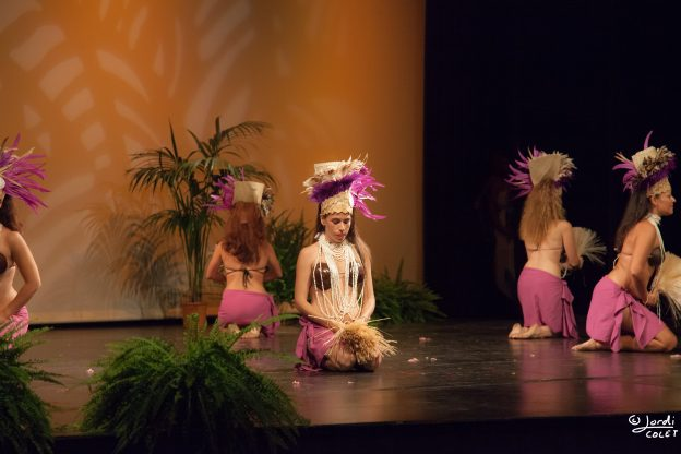 Danza Tahitiana en Barcelona
