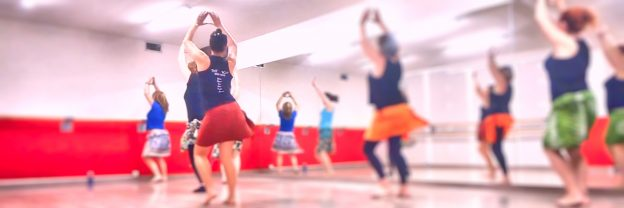 La mujer y la Danza Tahitiana