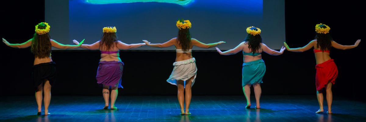 Danzas Polinesias en Vilanova i la Geltrú: Nivel Abierto
