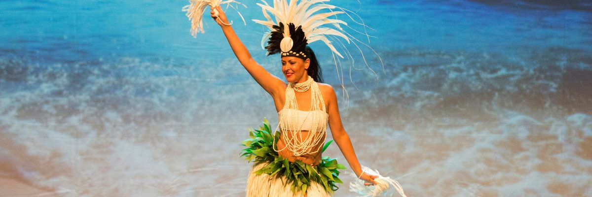 Danza Polinesia en Sitges